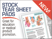 Nucleus Skins: Tear Sheet Pads - Stock
